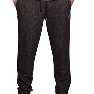 Volcom Men's Coder Regular Fit Fleece Sweatpant
